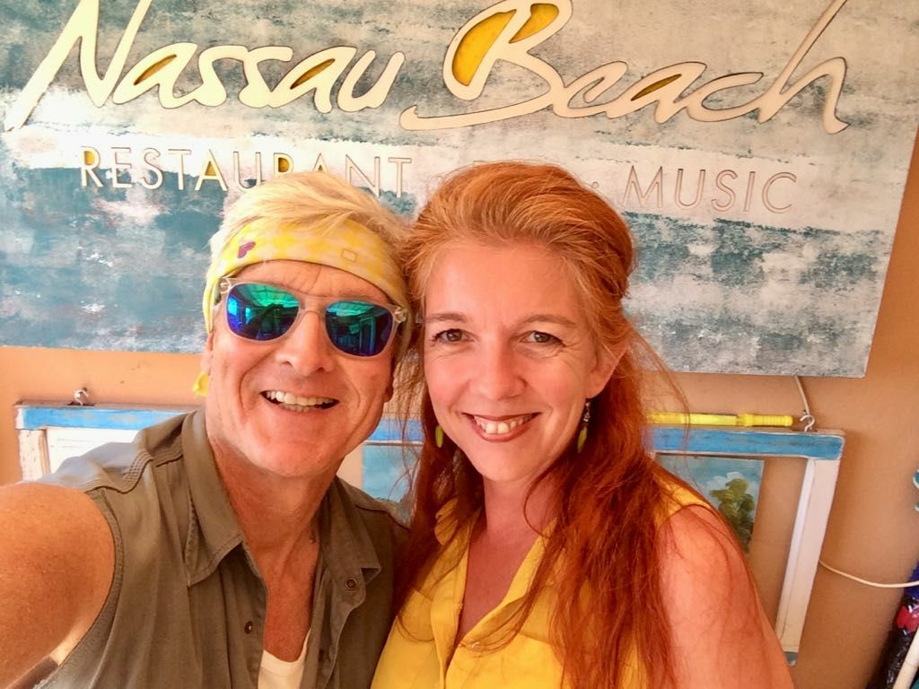 Sibylle_Becker_with_dr._Sommer_Bravo_Magazine_Palma_Mallorca